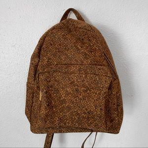 Cork Design mini backpack